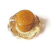 Косметика ручной работы. Ярмарка Мастеров - ручная работа Апельсиновое удовольствие скраб сахарный (гидрофильный скраб). Handmade.