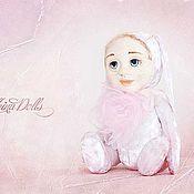 Куклы и игрушки ручной работы. Ярмарка Мастеров - ручная работа TeddyDoll Малышка. Handmade.