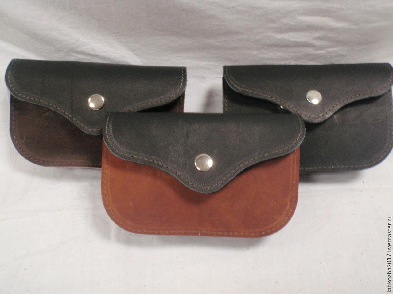 Поясная сумка из кожи лазурный кайман: продажа, цена в