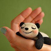 """Сувениры и подарки ручной работы. Ярмарка Мастеров - ручная работа Сувенир""""Спящая панда"""". Handmade."""