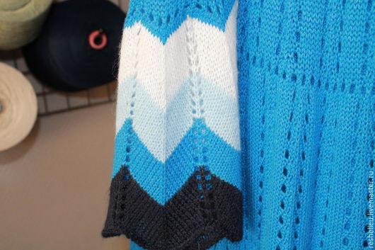 Платья ручной работы. Ярмарка Мастеров - ручная работа. Купить Платье шерстяное № 1. Handmade. Синий, шерстяное платье