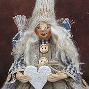 Куклы и игрушки handmade. Livemaster - original item Garret doll: