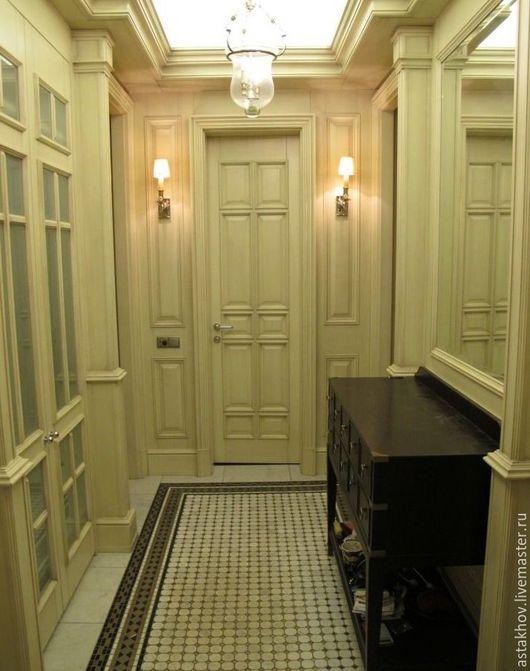 Двери на заказ из дерева стеновые панели из дерева, мебель для комнат на заказ, комод