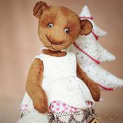 """Куклы и игрушки ручной работы. Ярмарка Мастеров - ручная работа Тедди-мама """"Susan"""". Handmade."""