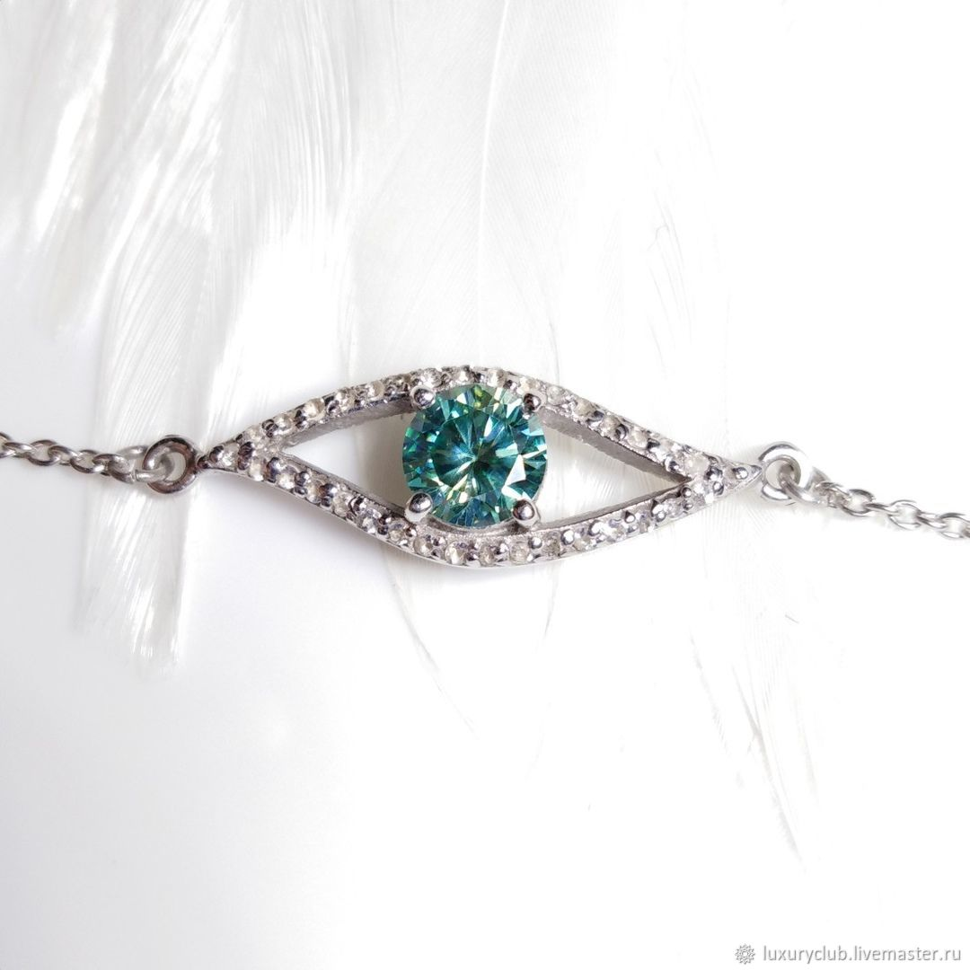 Bracelet with diamond 'Talisman' buy, Bead bracelet, Tolyatti,  Фото №1