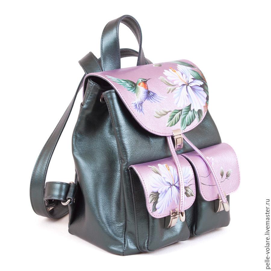 4226a5a8ba90 Интернет-магазин · Рюкзаки ручной работы. Заказать Женский рюкзак