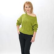 Одежда handmade. Livemaster - original item Sweater Spring. Handmade.