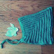 Работы для детей, ручной работы. Ярмарка Мастеров - ручная работа шапочка. Handmade.