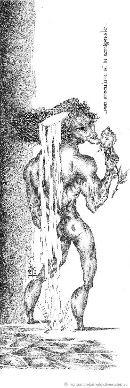 Водолей, Иллюстрации, Волосово,  Фото №1