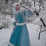 Одежда ручной работы. Ярмарка Мастеров - ручная работа Снегурочка. Handmade.