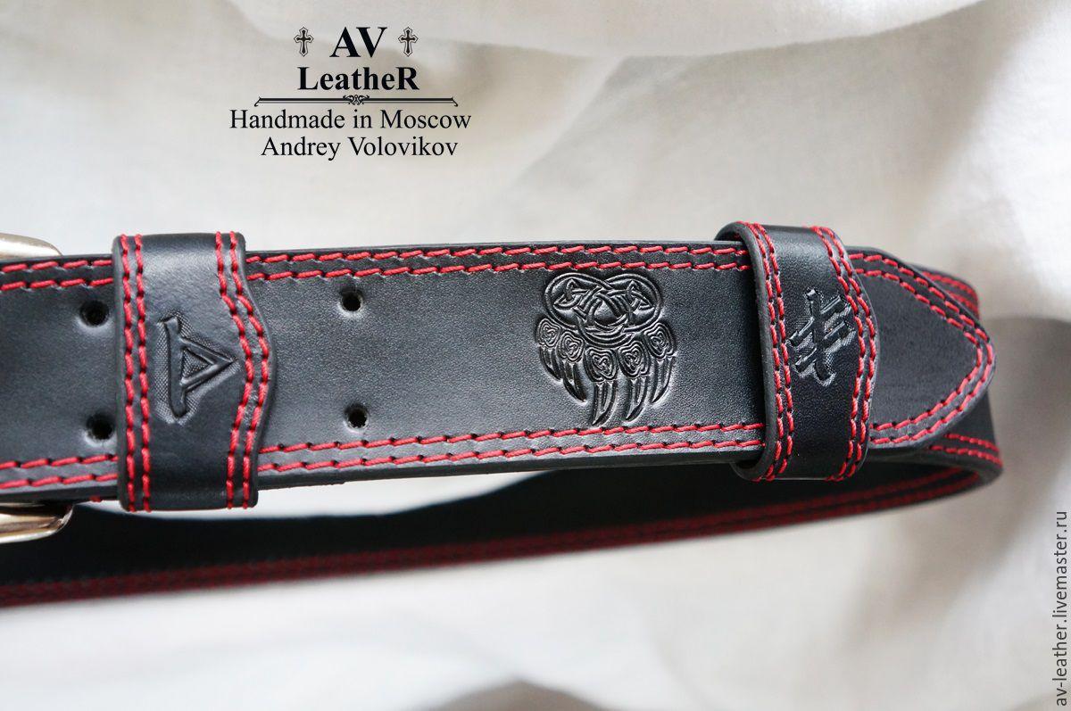 Славянский кожаный ремень гуччи ремень фото женский