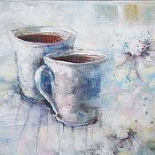 Картины и панно ручной работы. Ярмарка Мастеров - ручная работа Доброе утро. Handmade.