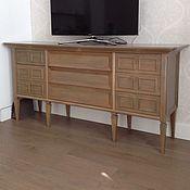 Для дома и интерьера handmade. Livemaster - original item 109.  a chest of drawers oak. Handmade.