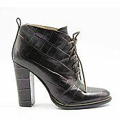 Обувь ручной работы handmade. Livemaster - original item Boots for women. Handmade.