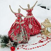 """Куклы и игрушки ручной работы. Ярмарка Мастеров - ручная работа Куклы  """"Танцующие Грации """". Handmade."""