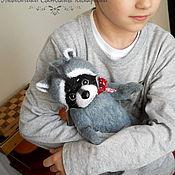 Куклы и игрушки ручной работы. Ярмарка Мастеров - ручная работа Ен. Handmade.