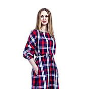 Одежда ручной работы. Ярмарка Мастеров - ручная работа Платье SL008. Handmade.