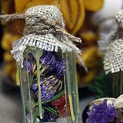 """Фен-шуй и эзотерика ручной работы. Ярмарка Мастеров - ручная работа Защитный оберег """"Ведьмина бутылка"""". Handmade."""