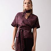 Одежда handmade. Livemaster - original item Blouse smell. Handmade.