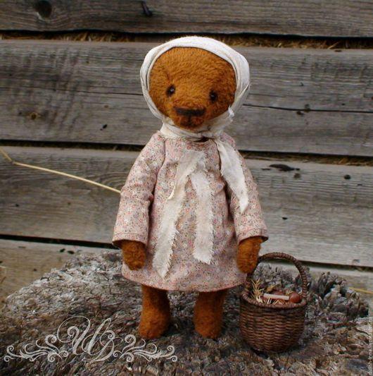авторская игрушка, ручная работа, коллекционная игрушка, мишка тедди купить, мишка тедди в подарок, интерьерная игрушка, плюшевый мишка