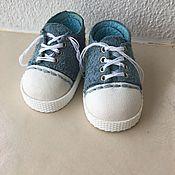 Одежда для кукол ручной работы. Ярмарка Мастеров - ручная работа Обувь для Паолы. Handmade.
