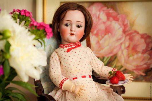 Винтажные куклы и игрушки. Ярмарка Мастеров - ручная работа. Купить Walkure Kley & Hahn. Handmade. Комбинированный, Композитный материал
