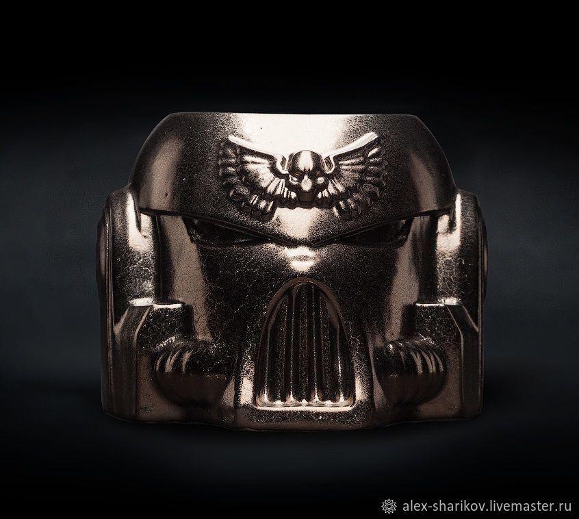 Кружка Warhammer Space Marines (Космодесант) Astartes, Кружки и чашки, Санкт-Петербург,  Фото №1
