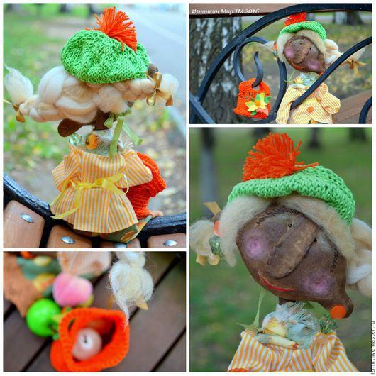 Полезный подарок хозяйке Недорогой подарок хозяйке Интерьерная кукла Бабушке Интерьерная кукла Хозяйке Интерьерная кукла женщине Интерьерная кукла для украшения интерьера Интерьерная кукла подруге