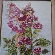 Картины и панно ручной работы. Ярмарка Мастеров - ручная работа принцесса лета. Handmade.