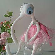 Куклы и игрушки ручной работы. Ярмарка Мастеров - ручная работа Муха МАХА из страны Рашелии. Handmade.