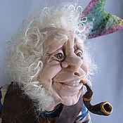 Куклы и игрушки ручной работы. Ярмарка Мастеров - ручная работа Повелитель Большой рыбы. Handmade.