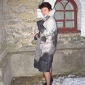 """Одежда ручной работы. Ярмарка Мастеров - ручная работа Пальто """"Снежность"""". Handmade."""