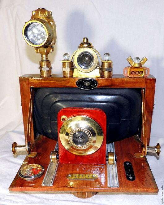 сувенирный ретро фотоаппарат