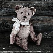 Мишки Тедди ручной работы. Ярмарка Мастеров - ручная работа Большой Советский мишка Тедди с ревуном (выкройка 50-70 годов). Handmade.