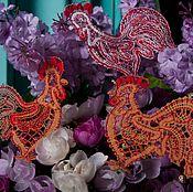 Сувениры и подарки handmade. Livemaster - original item Lace Easter souvenir