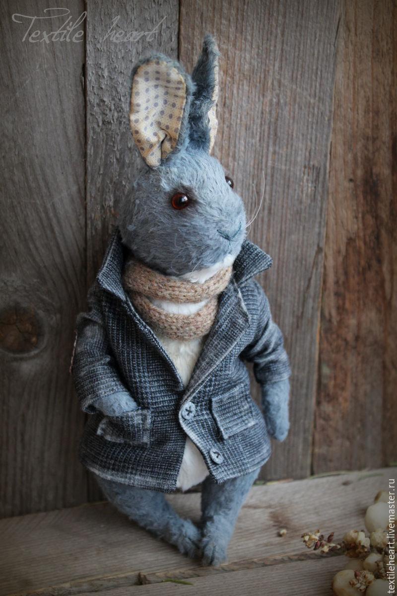 Blueberry Bunny, Stuffed Toys, Tver,  Фото №1