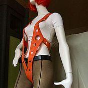 Одежда ручной работы. Ярмарка Мастеров - ручная работа Подтяжки Лилу Даллас. Handmade.