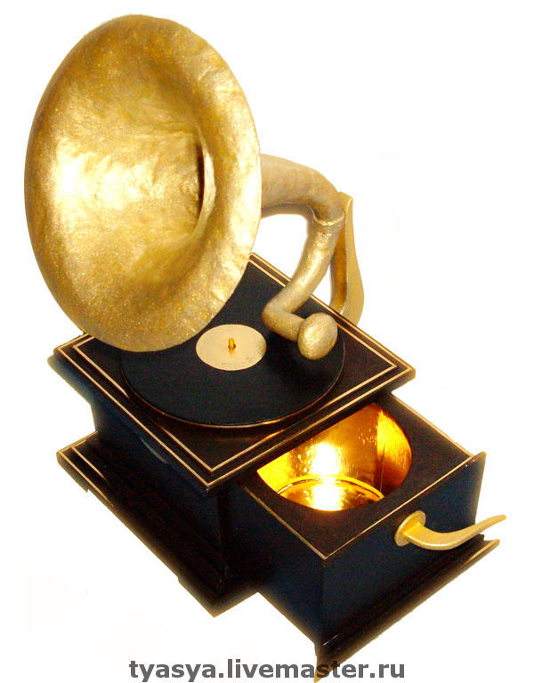 'Golden gramophone', Model, Nizhny Novgorod,  Фото №1