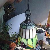 Для дома и интерьера ручной работы. Ярмарка Мастеров - ручная работа Витражный колокольчик.. Handmade.