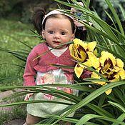 Reborn handmade. Livemaster - original item Doll reborn Fritz installment. Handmade.