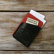 Cardholder handmade. Livemaster - original item cardholders: Cardholder. Handmade.