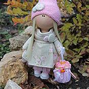 Куклы и игрушки ручной работы. Ярмарка Мастеров - ручная работа Фисташковая фея. Handmade.