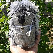 Stuffed Toys handmade. Livemaster - original item Hedgehog Serezik. Handmade.