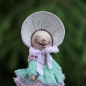 Куклы и пупсы ручной работы. Ярмарка Мастеров - ручная работа Кукла авторская хрюша Фифи. Handmade.