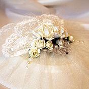 Свадебный салон ручной работы. Ярмарка Мастеров - ручная работа Свадебная тарелочка (арт. 0005). Handmade.