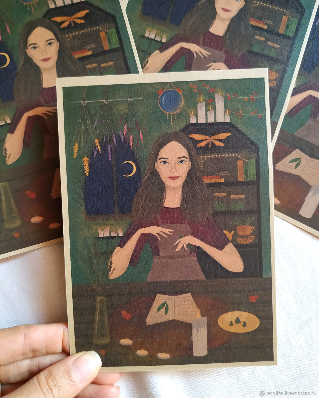 Магия открыток в контакте