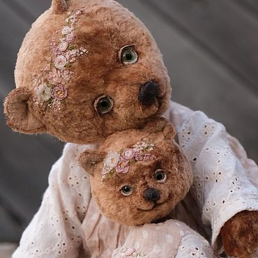 Куклы и игрушки ручной работы. Ярмарка Мастеров - ручная работа Мамина любовь. Handmade.