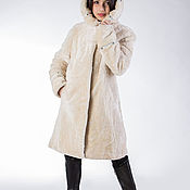 Одежда handmade. Livemaster - original item Children`s fur coat. Handmade.