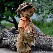 Куклы и игрушки ручной работы. Ярмарка Мастеров - ручная работа Мишка Тедди Яшка. Handmade.