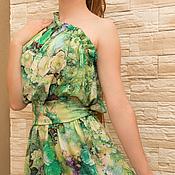 Одежда ручной работы. Ярмарка Мастеров - ручная работа Платье Лесная Фея. Handmade.